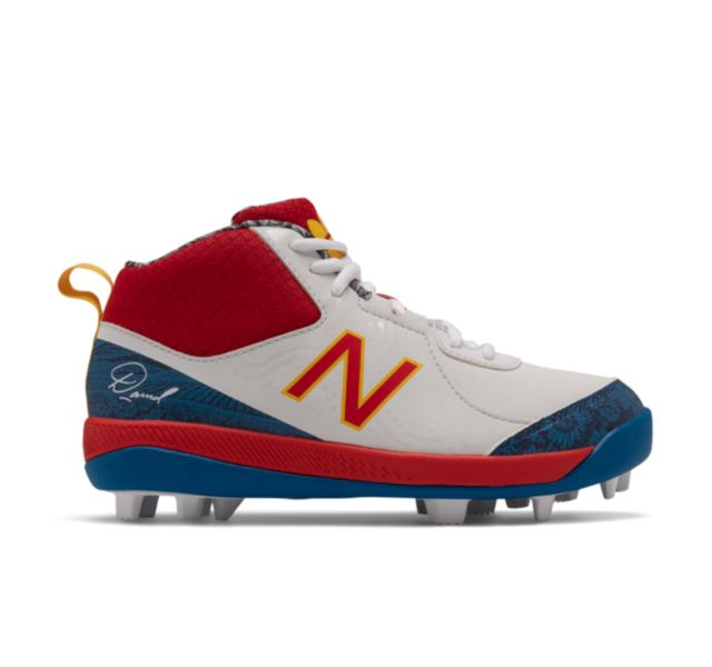 Kid's NB X DAVID J3000V5 Baseball Cleat