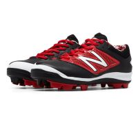Kid's Low-Cut 4040v3 Rubber Molded Baseball Cleat