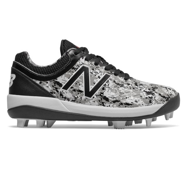 Kid's 4040v5 Youth Rubber-Molded Baseball Cleat