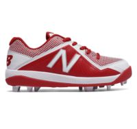 Kid's Low-Cut 4040v4 Rubber Molded Baseball Cleat