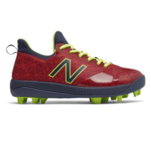 Kid's Low-Cut Lindor Pro Rubber Molded Baseball Cleat