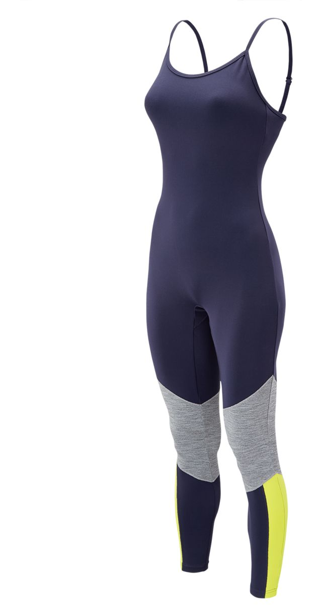 Women's J.Crew Premium Performance Colorblock Unitard