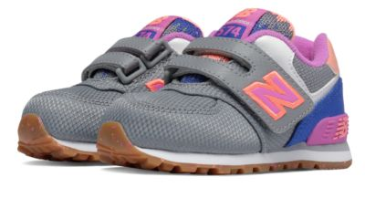 New Balance 574 Kids Girls' Outlet Shoes Image