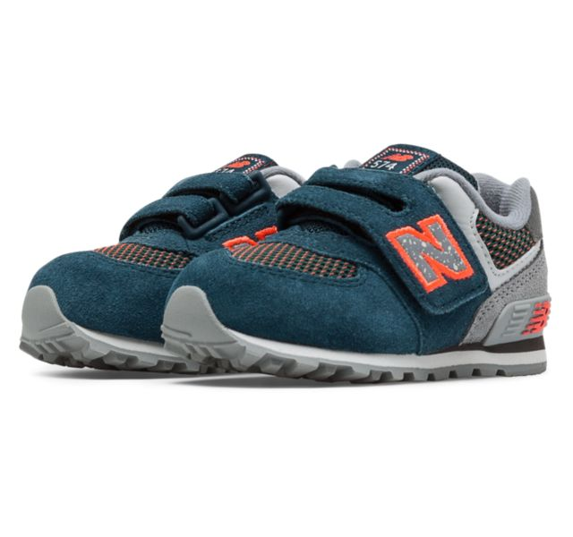 brand new 55a6b bf931 New Balance KG574IN-OIB on Sale - Discounts Up to 22% Off on KG574O1I at  Joe's New Balance Outlet