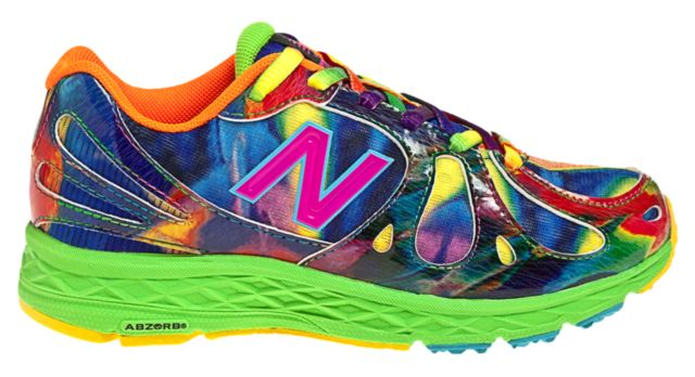 Kids Pre-School Tie Dye Running Shoes