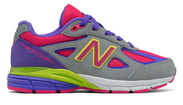 Girls New Balance 990v4