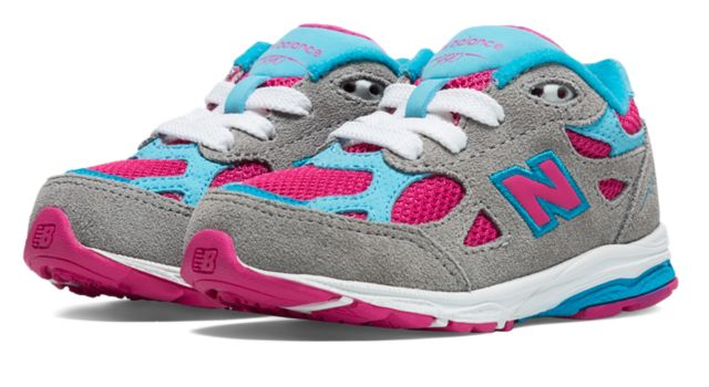 Girls Sportista 990v3 Infant