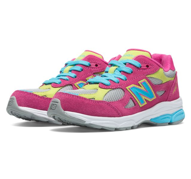 New Balance Girls Grade School Shoes