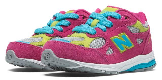 Girls Sportista 990v3 Infant