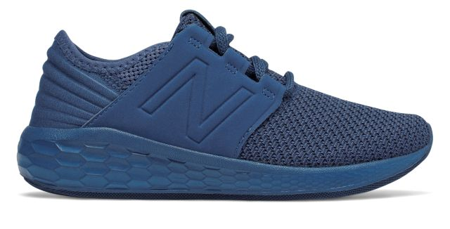 Kid's Fresh Foam Cruz Nubuck