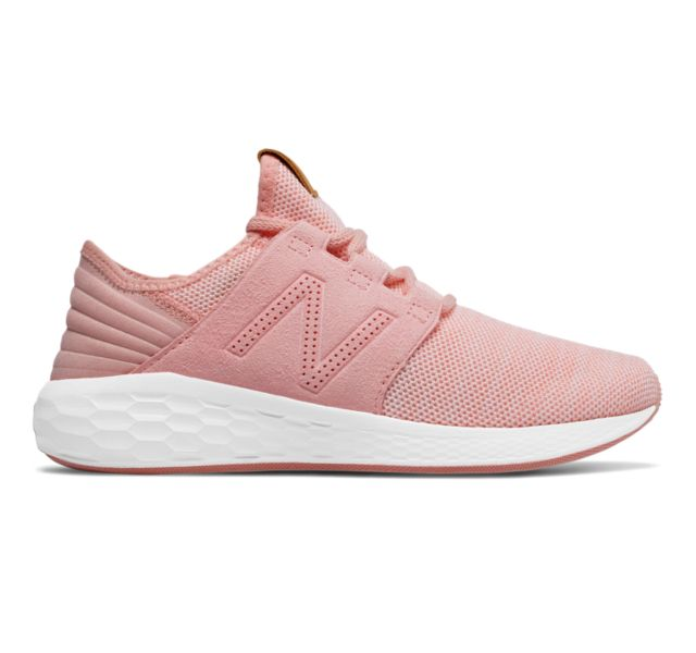 New Balance Cruz V2 Fresh Foam Running Girls Kid Shoe