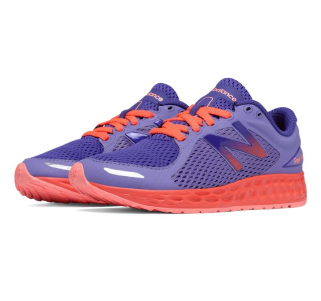 New Balance Fresh Foam Zante V2 Girls Grade School