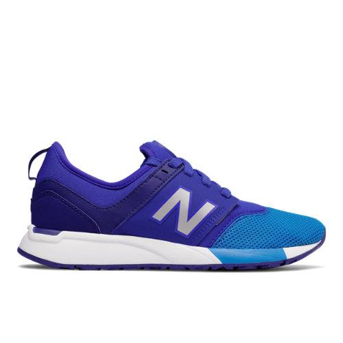 New Balance 247 Sport  - Blue/Silver (Talla EU 39 / UK 6)