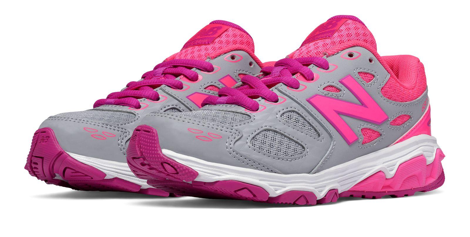 new balance 680v3 童款跑鞋