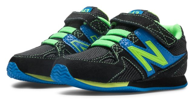 New Balance Infant 543 Hook and Loop