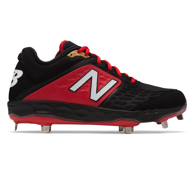 Low-Cut 3000v4 Metal Baseball Cleat (l3000br4)