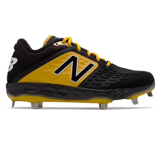 Low-Cut 3000v4 Metal Baseball Cleat (l3000by4)