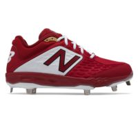 Low-Cut 3000v4 Metal Baseball Cleat
