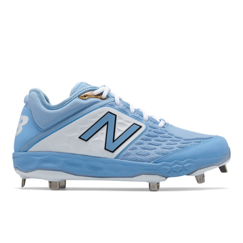 Fresh Foam 3000v4 Metal Men's Cleats and Turf Shoes - Blue/White (L3000SD4)
