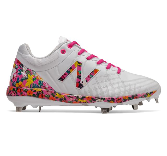Low-Cut Mother's Day 4040v5 Metal Baseball Cleat