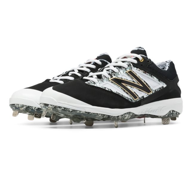 Low-Cut 4040v3 Pedroia Metal Baseball Cleat