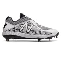 Low-Cut 4040v4 Pedroia Metal Baseball Cleat
