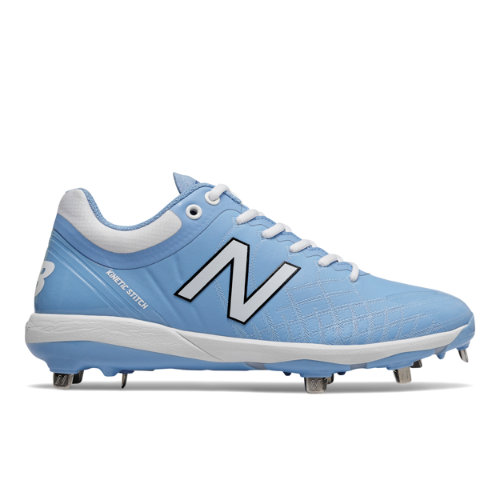 4040v5 Metal Men's Cleats and Turf Shoes - Blue/White (L4040SD5)