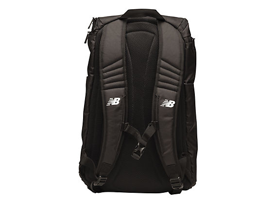 Courtside Backpack, Black