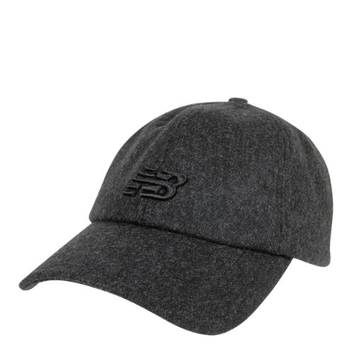 New Balance Men's & Women's NB Seasonal Classic Hat - Black (LAH93006CLR)