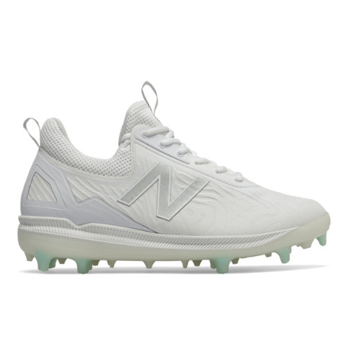 FuelCell COMPv2 Men's Cleats and Turf Shoes - White (LCOMPTW2)