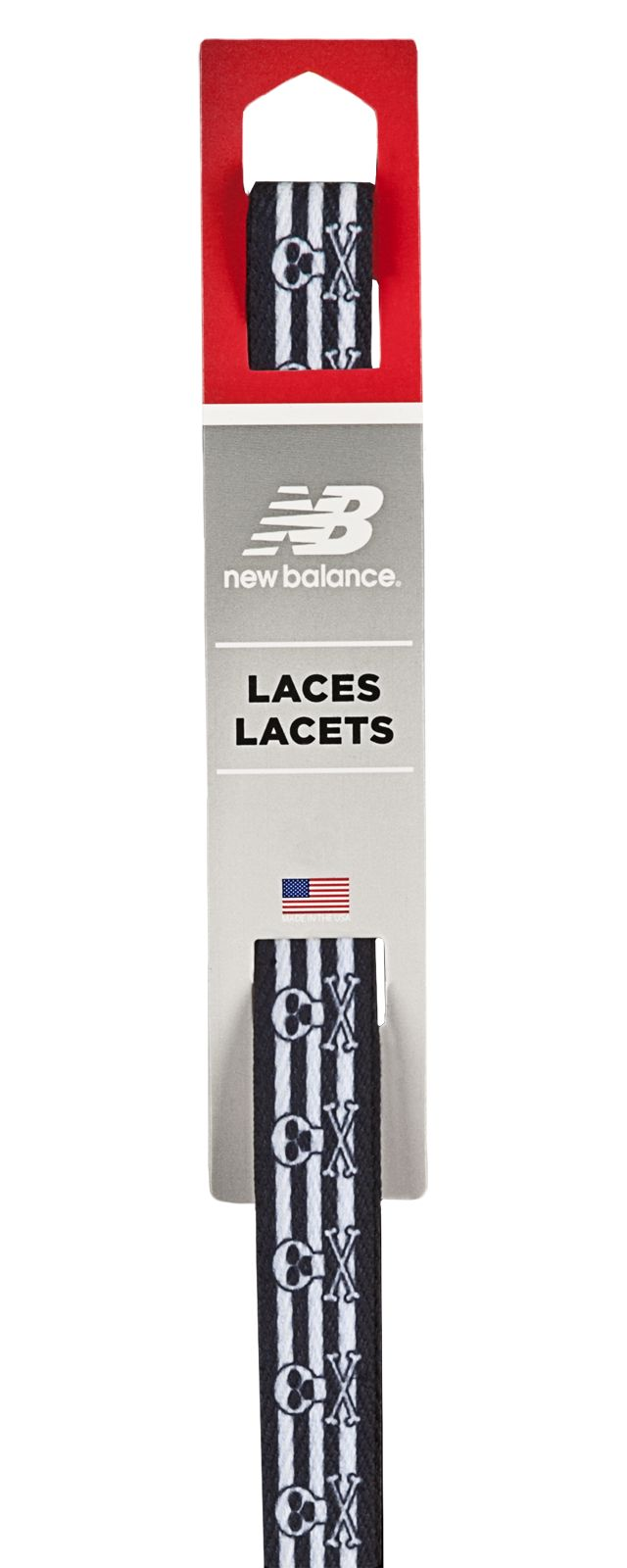 "Printed 3/4"" Flat Lace"
