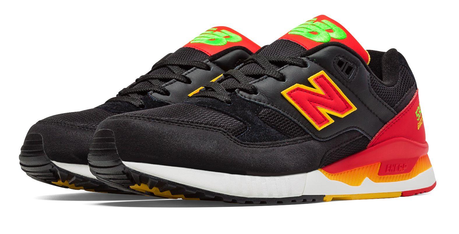 撒旦晒物篇——我海淘的第一双new balance 新百伦 M530PIN 男子跑鞋
