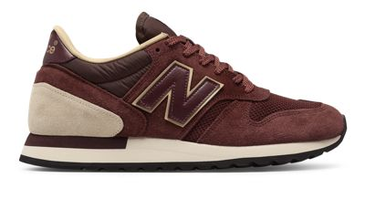 New Balance 770 Made in UK Suede Men's Made in UK Collection Shoes Image
