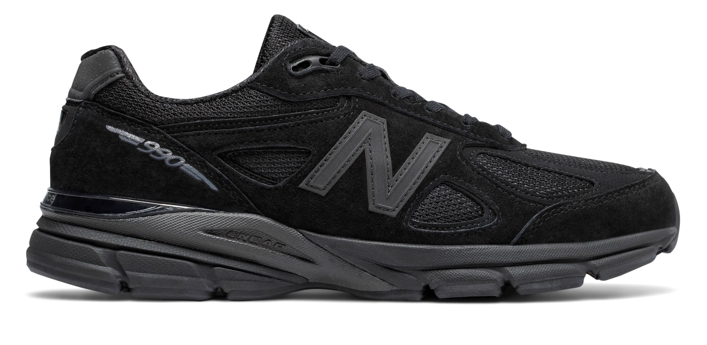release date: 8b3b1 53e76 Details about New Balance Men's 990V4 Made In Us Shoes Black