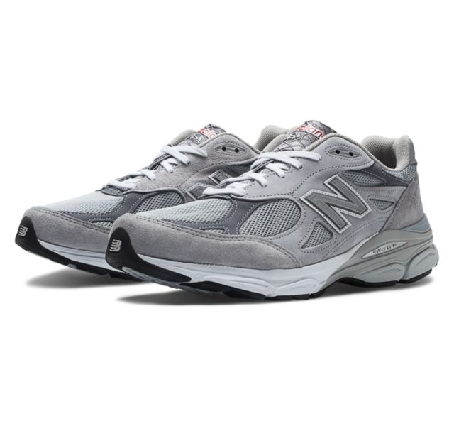 official photos 9e61f da7d9 Mens New Balance 990v3