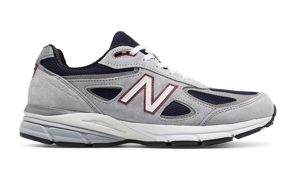 Zapatillas de Hombre New Balance 990v4 Made in US