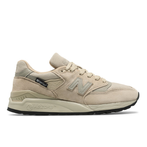 Made in US 998 Men's Lifestyle Shoes - Tan/Brown (M998BLC)