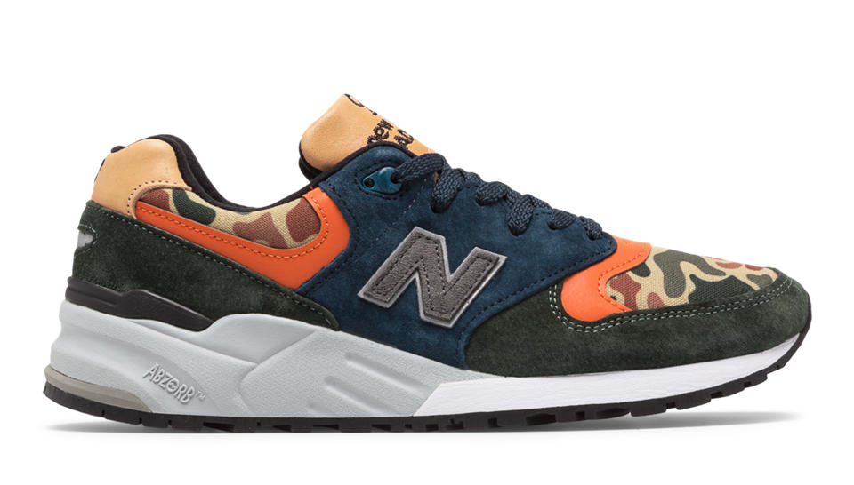 febfd2c1cadfb Tenis New Balance 999 Made in US Hombre