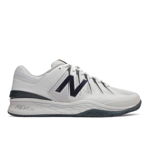 New Balance 1006 Men's Tennis Shoes - Black/White (MC1006BW)