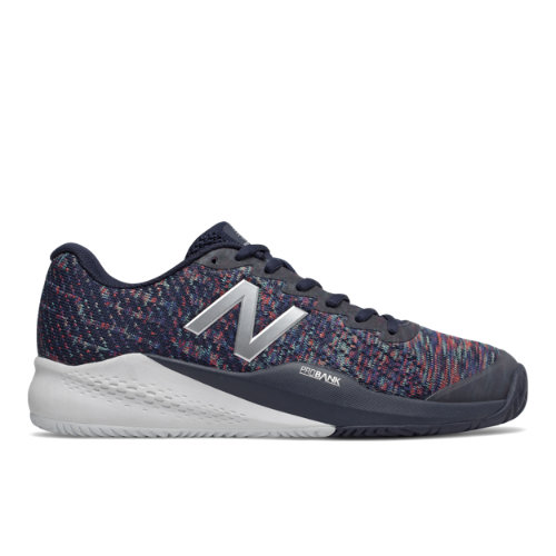 996v3 Men's Tennis Shoes - Navy/White (MCH996Y3)