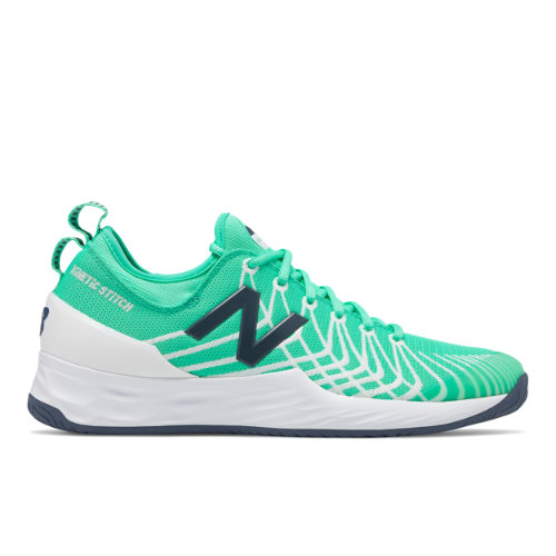 Fresh Foam Lav Men's Tennis Shoes - Green/White (MCHLAVEN)