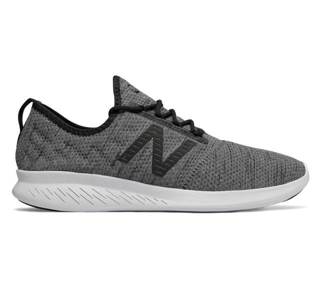 New Balance Mens FuelCore Coast v4 Hoodie Shoes