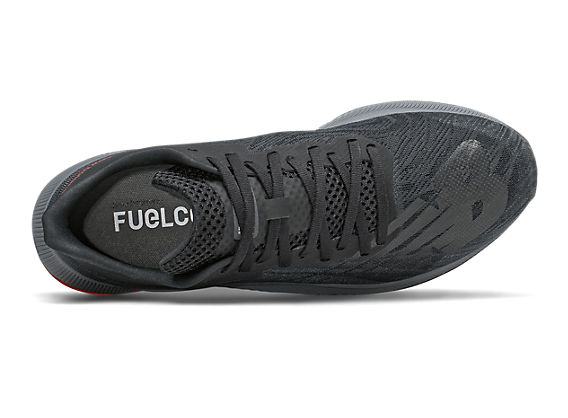 Men's FuelCell Prism, Black with Lead