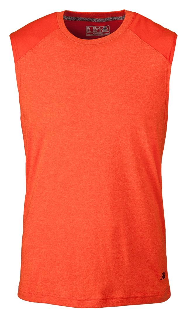 Mens Performance Sleeveless