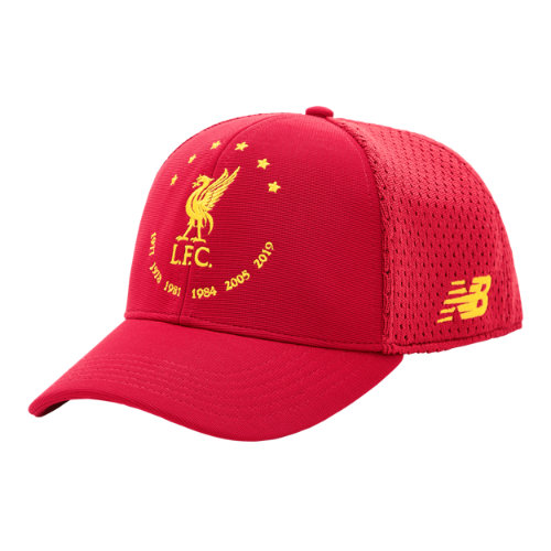 New Balance 934433 Men's LFC Signature Cap - Red (MH934433RDP)