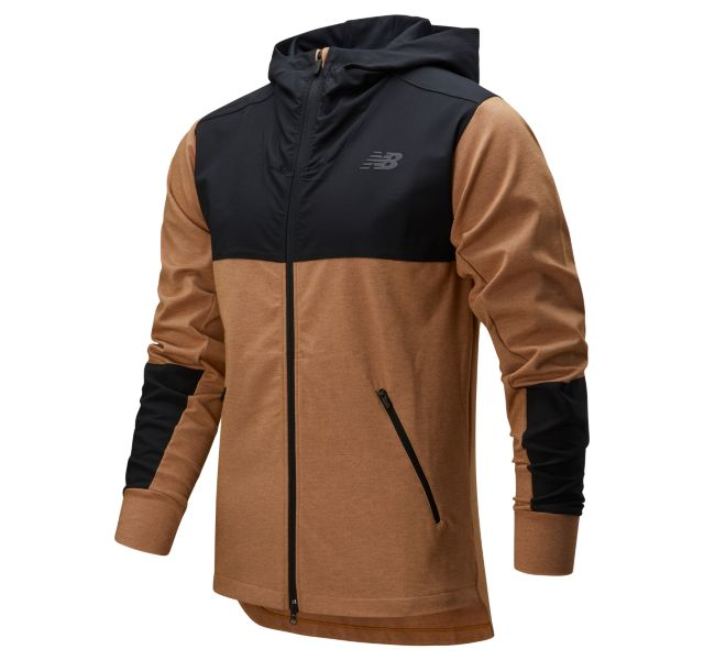 Men's Fortitech Mixed Media Lined Jacket