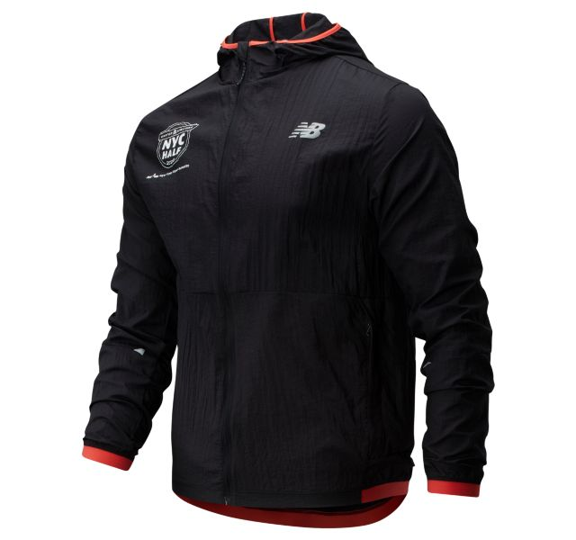 Men's 2020 UAH Printed Impact Run Light Pack Jacket