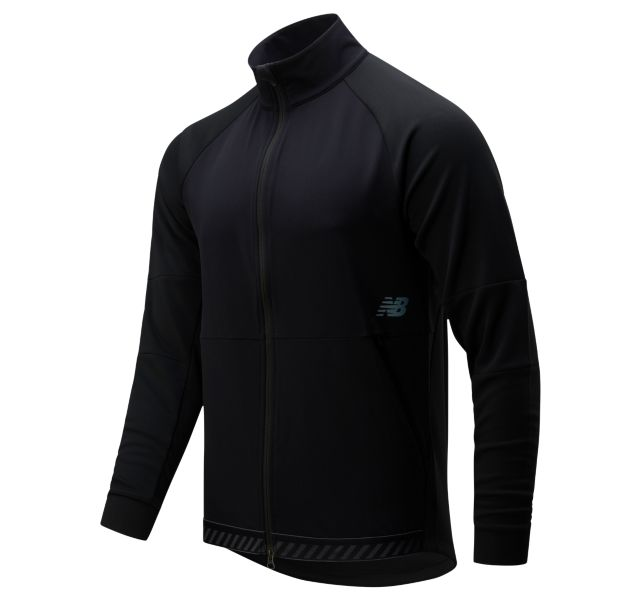 Men's Q Speed Run Crew Jacket