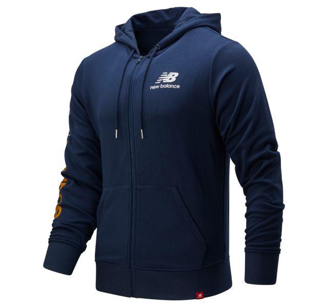 Men's Essentials Icon FZ Fleece Jacket