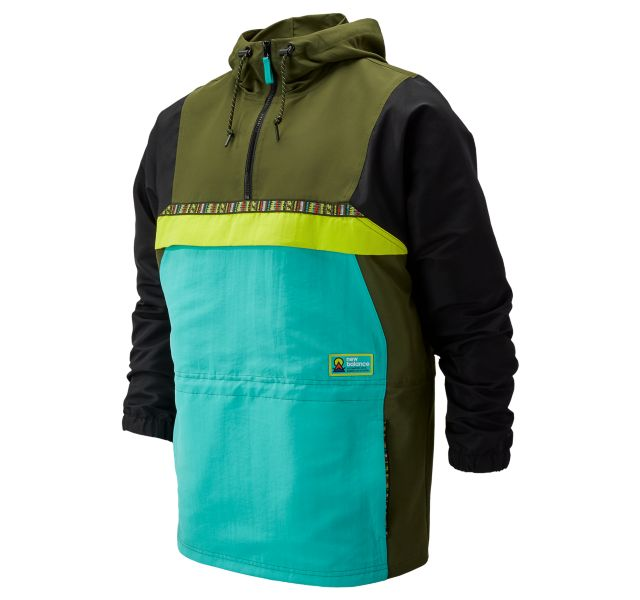 Men's NB Athletics Unisex Trail Anorak